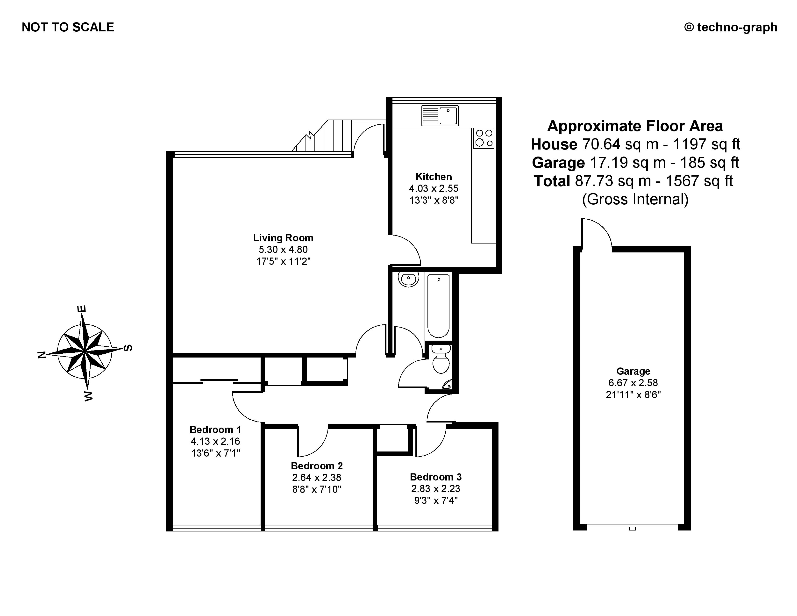 Floorplans For Athlone Square, Windsor