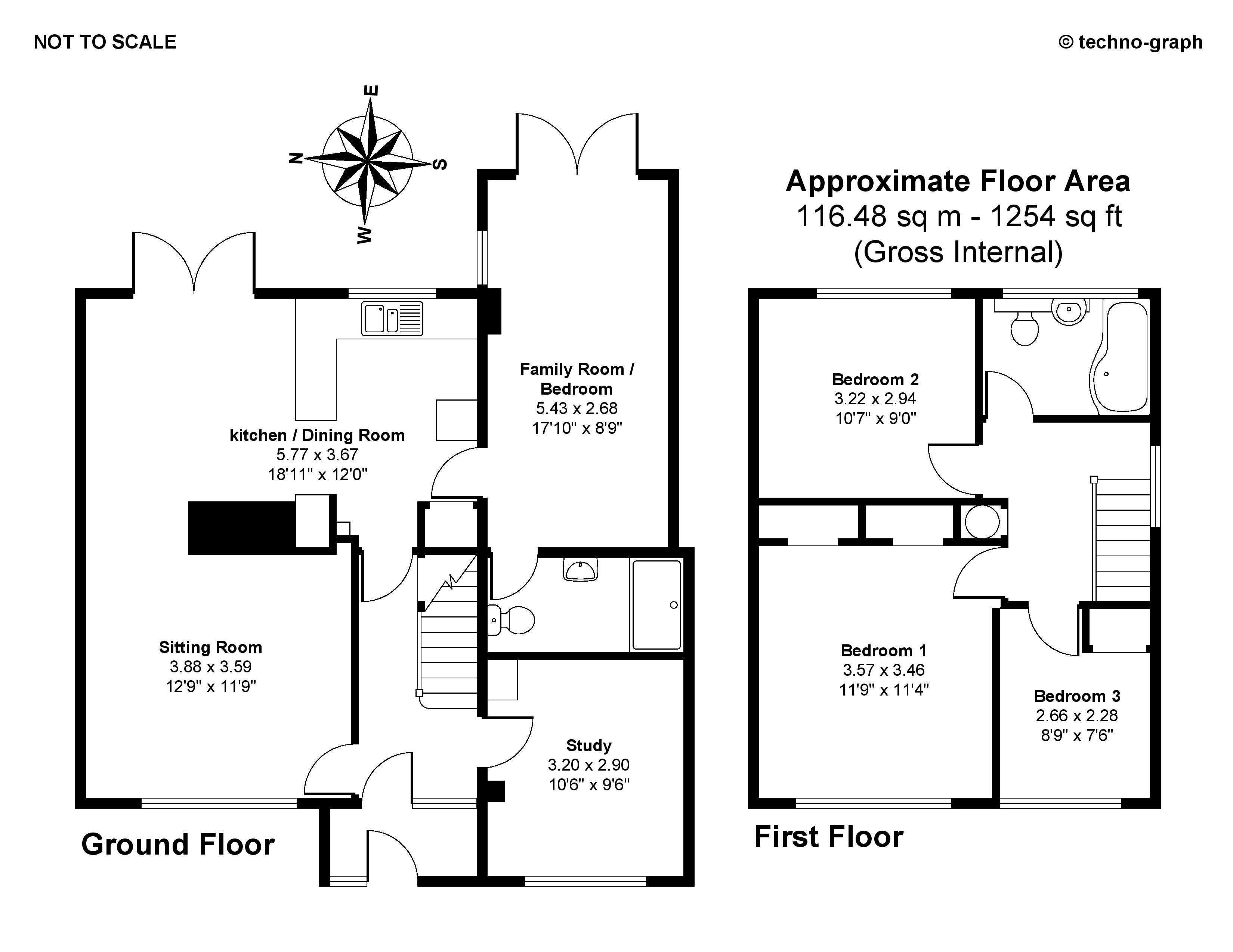 Floorplans For Gallys Road, Windsor