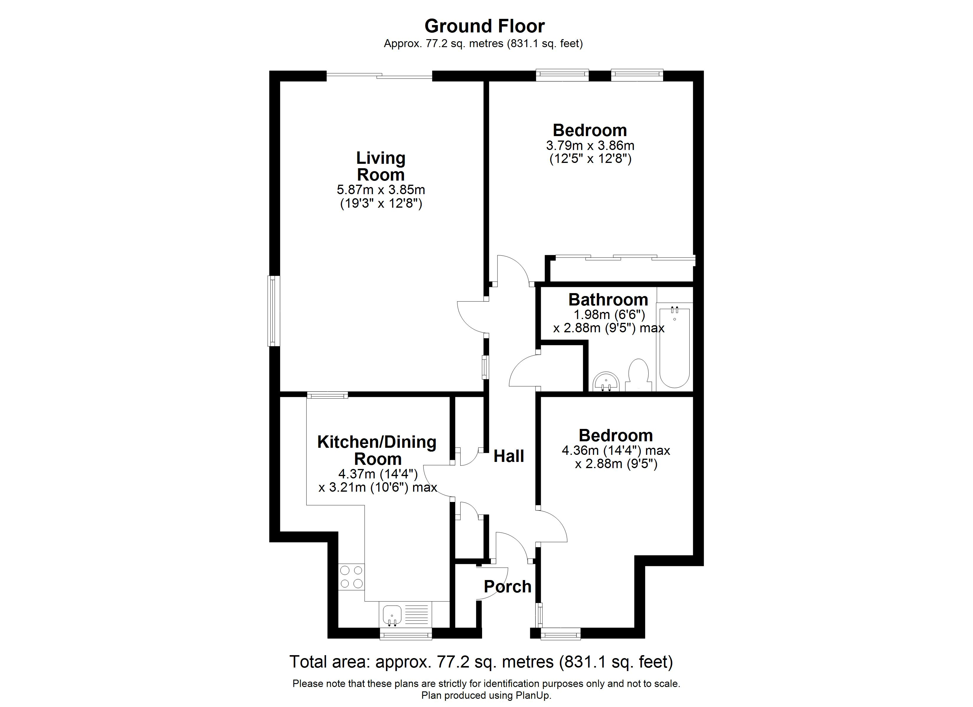 Floorplans For Fountain Gardens, Windsor