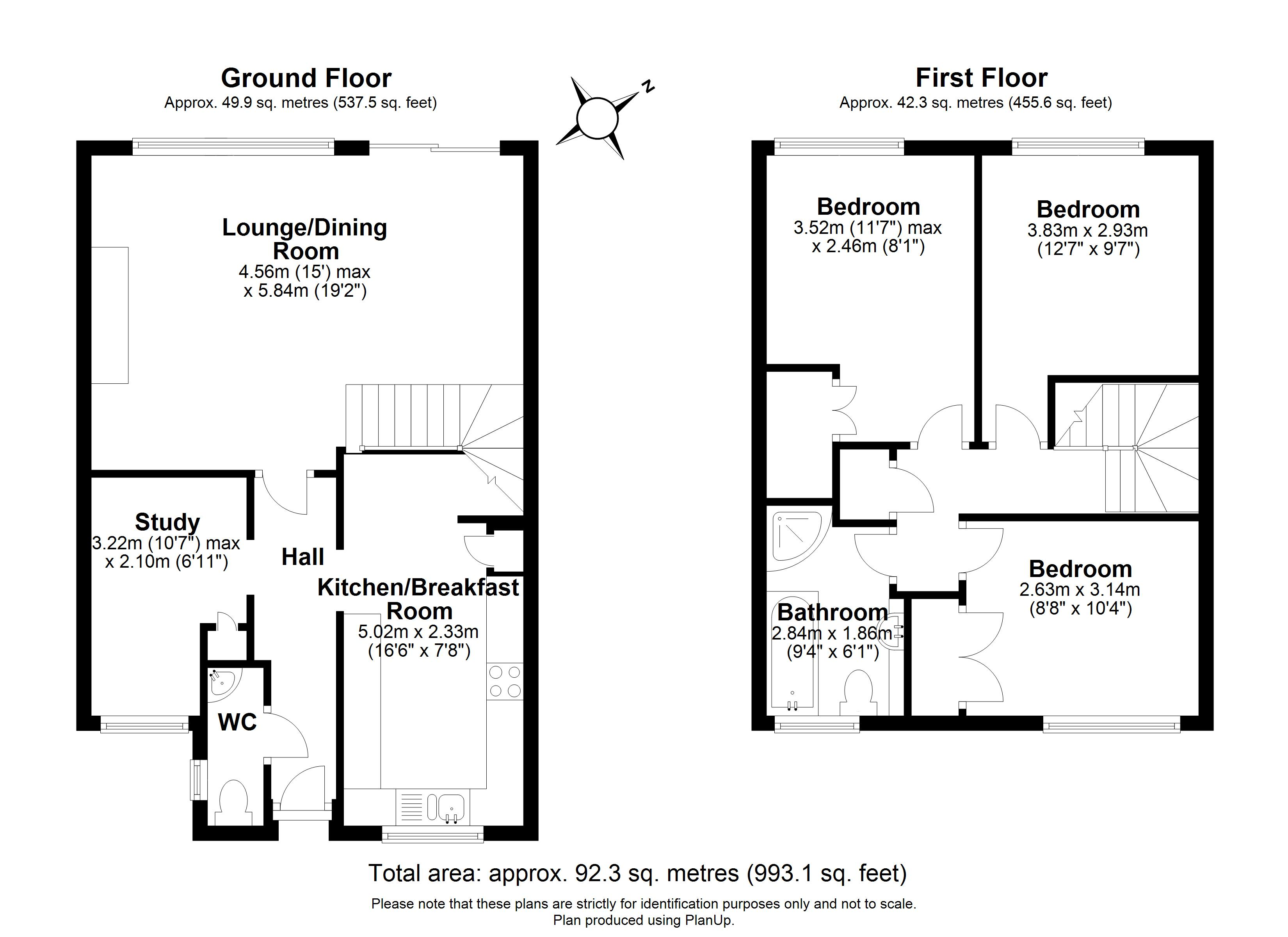 Floorplans For Nelson Road, Windsor